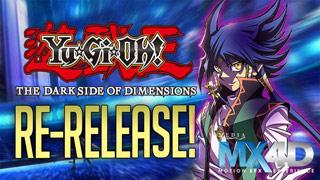 Phim Yu-Gi-Oh mừng phiên bản mới trên màn ảnh 4DX