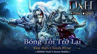 """Dark X Honor Mobile: """"Diablo"""" bản mobile vừa mở cửa đăng ký trước"""