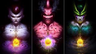 Bộ ảnh ác nhân trong Dragon Ball siêu thực
