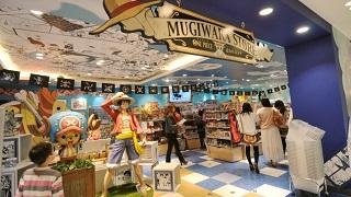 Cửa hàng One Piece tại Bangkok khiến fan phát cuồng