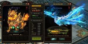 Choáng ngợp với dàn thú cưỡi của webgame Phong Vân