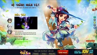 Hé lộ loạt ảnh Việt hoá của Thục Sơn Truyền Kỳ Online
