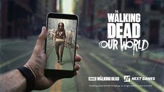 Siêu phẩm zombie The Walking Dead: Our World đã cập bến toàn cầu
