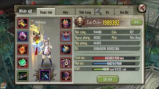 Bí kíp giúp game thủ tăng lực chiến với Ám Khí của Thiên Long Bát Bộ 3D Mobile