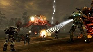 Game bắn súng tuyệt đẹp Defiance 2050 ấn định thử nghiệm lần đầu ngay cuối tuần này