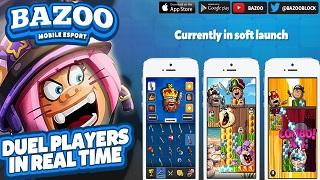 """BAZOO – Tựa game mobile eSport phong cách """"xếp hình"""" đầy cuốn hút"""