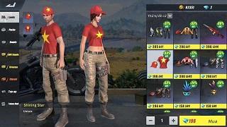 Tự hào trang phục dân tộc xuất hiện trong ROS mobile