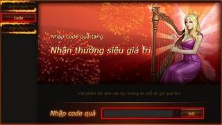 Playpark tặng 200 giftcode game MU Huyền Thoại