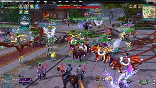 Ngũ Thần 3D Online hội tụ đầy đủ các tính năng của một tựa game nhập vai cài đặt chơi trên PC