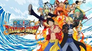 """Game One Piece """"chính chủ"""" - One Piece: Thousand Storm hé lộ phiên bản tiếng Anh"""