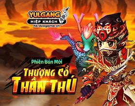 Yulgang Hiệp Khách Dzogame VN - Cách Sở Hữu Thần Thú - 11032020