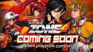 Game đối kháng Zone 4 sắp được Asiasoft phát hành tại Việt Nam
