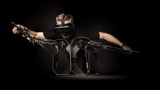 Hypersuit: Cánh cửa bước vào thế giới thực tế ảo