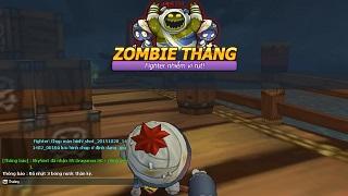 Game thủ BF Online săn Zombie nhân ngày Haloween