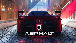 Bom tấn Asphalt 9: Legends chính thức mở đăng ký trước phiên bản toàn cầu