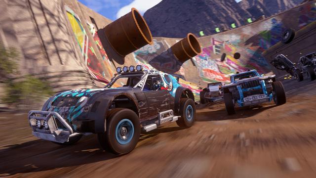 Onrush – Game đua xe ngoạn mục đậm chất sinh tồn sắp ra mắt