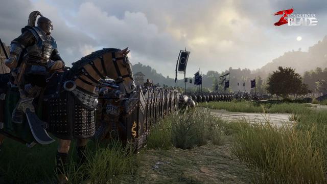 Tựa MMO cực hot Conqueror's Blade chuẩn bị thử nghiệm bản Tiếng Anh
