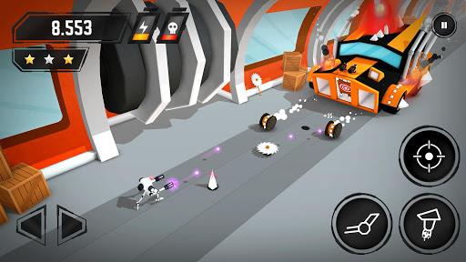 Crashbots - tựa game Endless Runner đầy thú vị vừa đổ bộ mobile