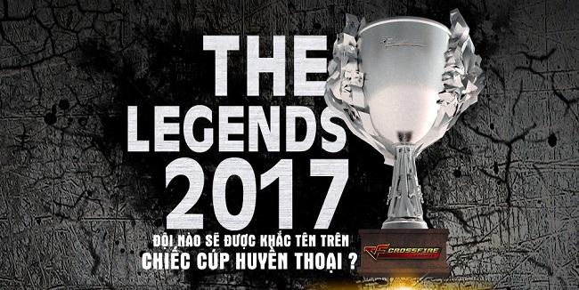 CFL – Lộ diện 8 đội game vào vòng chung kết The Legends