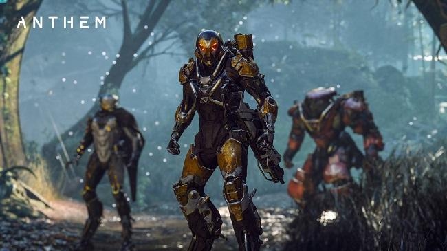 Anthem - tựa game bắn súng RPG thế giới mở siêu hoành tráng đến từ EA
