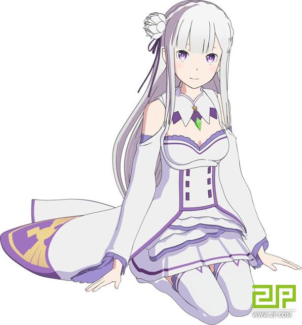 RE:ZERO - Tựa game VR mới cho phép game thủ ngủ cùng Rem và Emilia