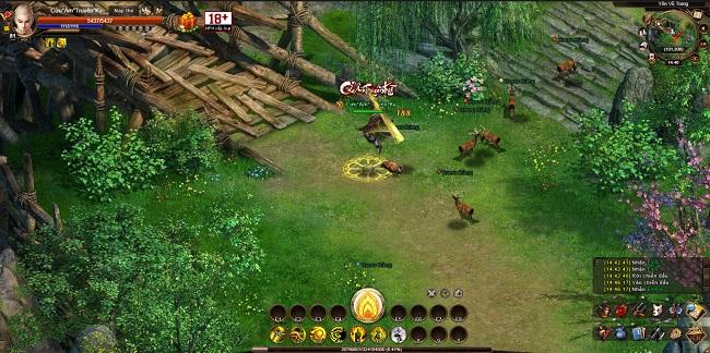 Cửu Âm Truyền Kỳ Closed Beta 08/09 – tái hiện chất võ lâm kinh điển của nhiều tựa game huyền thoại