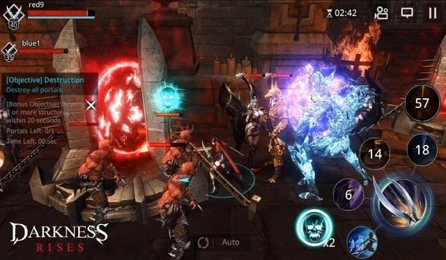 Nexon mở đăng ký sớm cho bom tấn Darkness Rises
