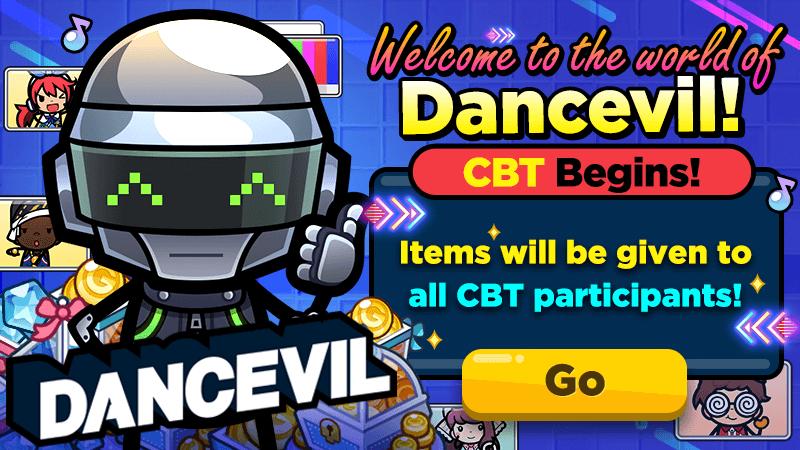 Com2us mở cửa cho game thủ đăng ký trải nghiệm Dancevil