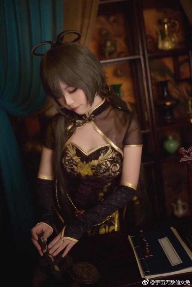 Cosplay Vocaloid Trung Quốc cực đáng yêu đãi mắt game thủ Việt