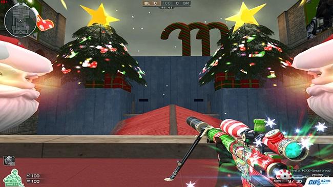 Game thủ Đột Kích đón Giáng sinh sớm với quá nhiều điều thú vị