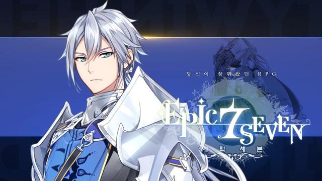 Epic Seven - lộ diện tân binh nhập vai phong cách anime cực hot