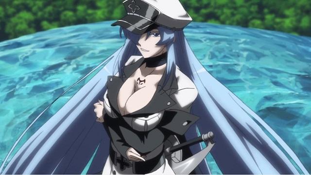 Top 10 nữ phản diện hấp dẫn nhất thế giới anime (Phần 1)