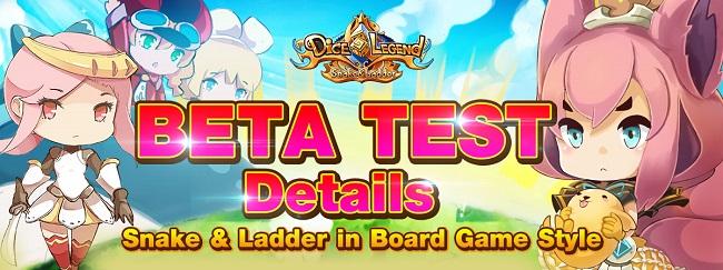 Dice Legend 'nổi bão' khi mở cửa Beta Test với nhiều sự kiện hấp dẫn