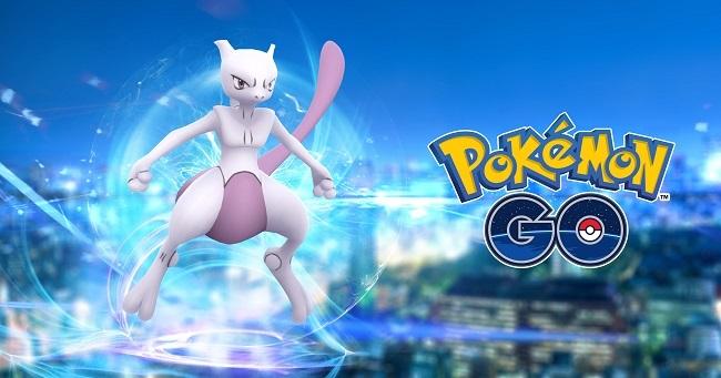 Cuối cùng game thủ Pokemon GO cũng sẽ bắt được Mewtwo 100%