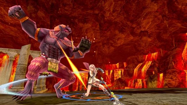 Siêu phẩm GMO Final Fantasy Explorers-Force tung trailer đầy hoành tráng