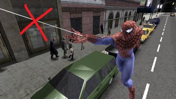 Không phóng tơ vẫn dễ dàng phá đảo Spider-Man 2