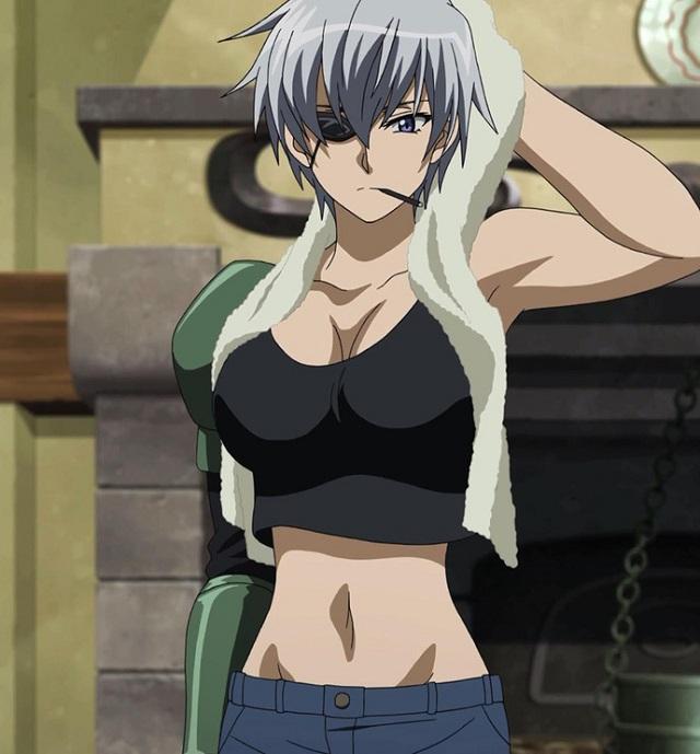 """7 mỹ nhân """"chột mắt"""" cực hot được yêu thích nhất thế giới anime"""