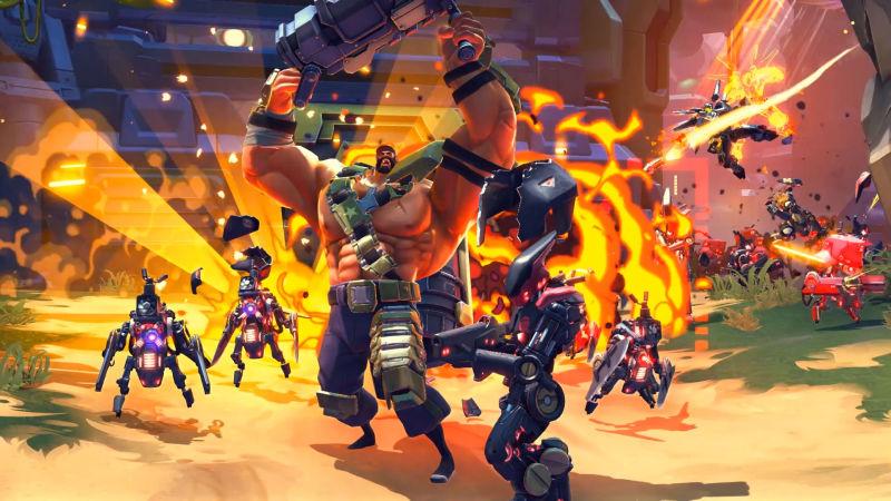 """Battleborn - """"đối thủ"""" của Overwatch vừa đến tay game thủ miễn phí"""