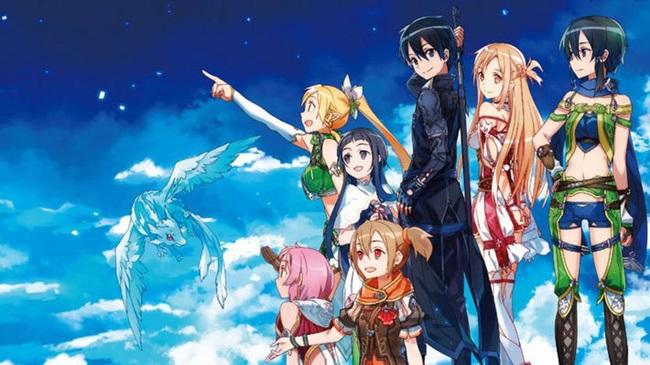 Những game hay nhất được chuyển thể hoặc tạo ra Anime (phần 1)