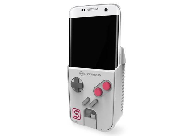 Trở về tuổi thơ với bộ phụ kiện Gameboy độc đáo cho smartphone