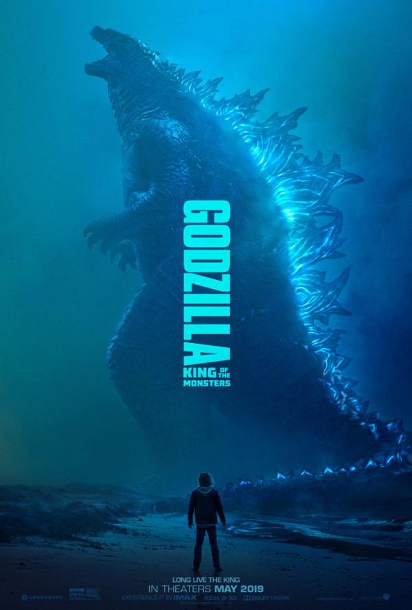Movie bom tấn Godzilla: King of the Monsters sẽ trở lại vào tháng 5