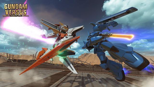 Bom tấn Gundam Versus sắp sửa mở cửa thử nghiệm tại Việt Nam
