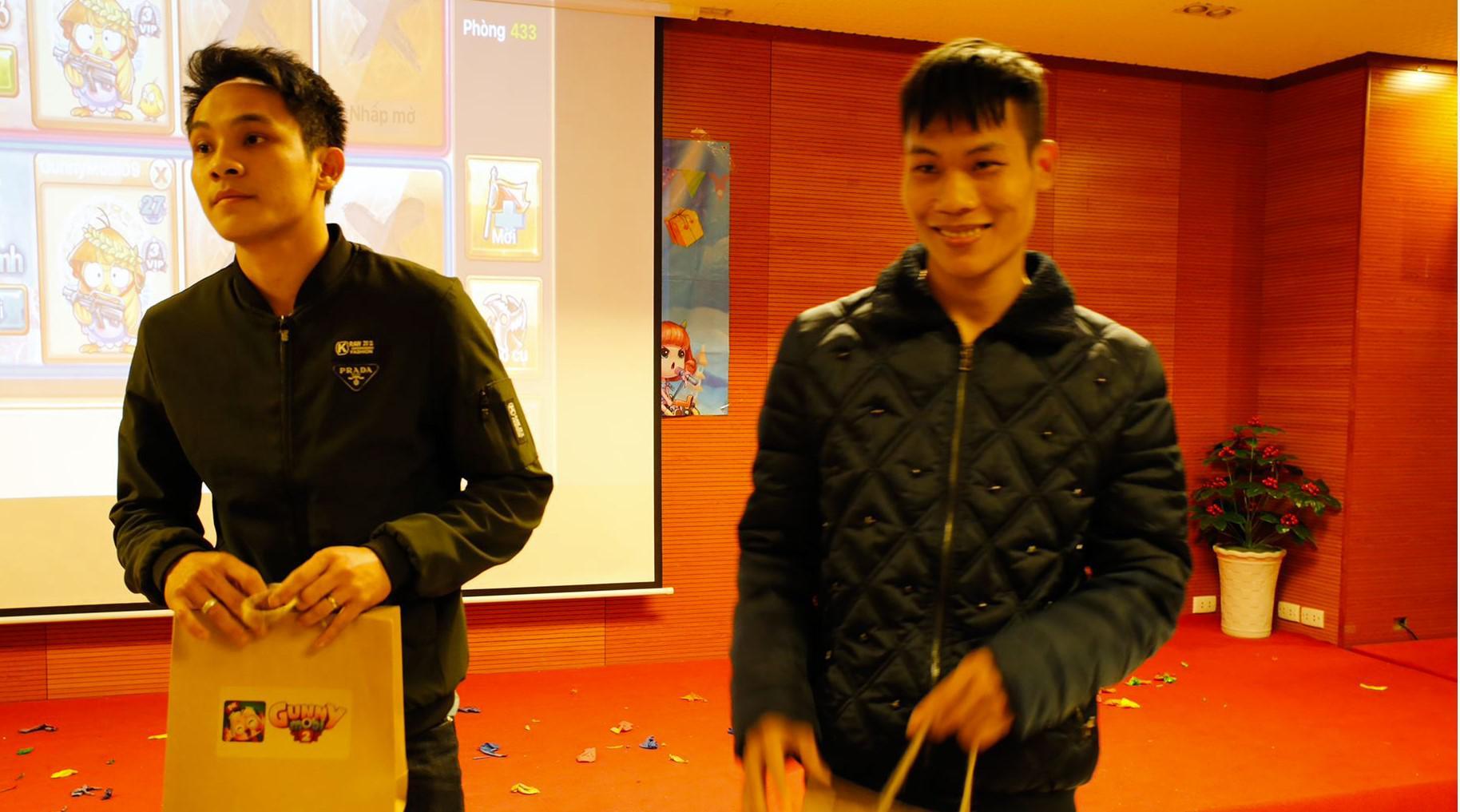 Gunner của Gunny Mobi cùng Hari Won mừng Sinh nhật 3 tuổi
