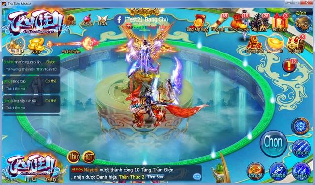 Tru Tiên mobile bùng nổ sự kiện Vạn Giới Tiên Tôn vào ngày mai 15/08