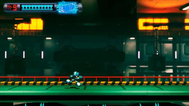 Mighty No. 9 – tựa game lấy cảm hứng từ Mega Man tung trailer hấp dẫn