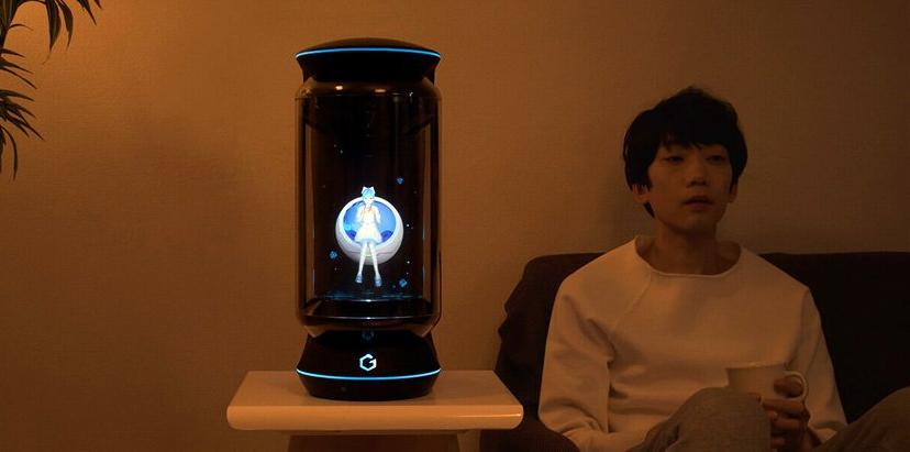Gatebox Virtual Waifu - 'người yêu ảo' gây sốt cư dân mạng đang mở cửa pre-order