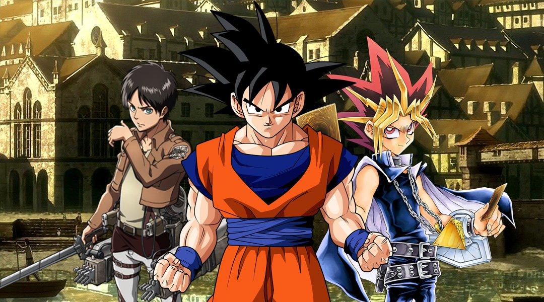 Top Anime Game xuất sắc nhất mọi thời đại (P1)