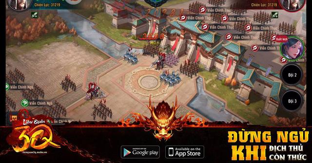 Liên Quân 3Q - Game công thành Tam Quốc ra mắt game thủ Việt ngay trong  tháng này