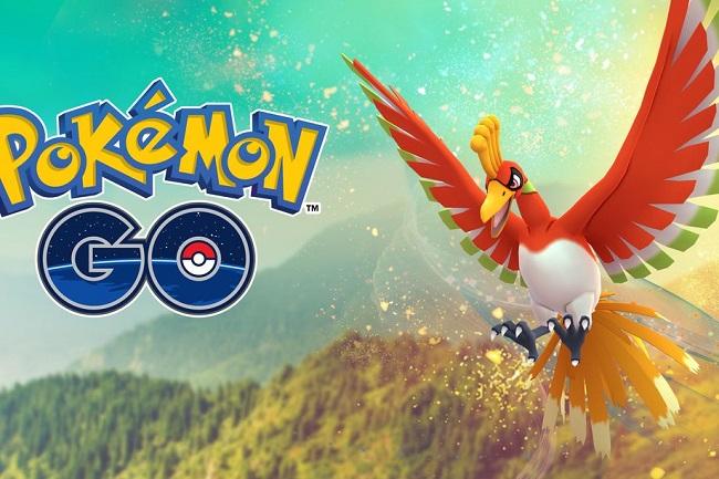 Pokemon GO – Pokemon Huyền thoại Ho-Oh sẽ có mặt trên toàn thế giới