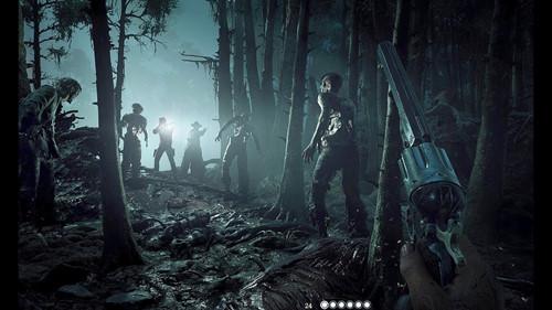 Choáng ngợp với gameplay cực chất của Hunt: Showdown từ Crytek